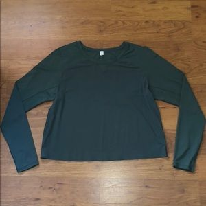 Lululemon Another Lap Strong Long Sleeve